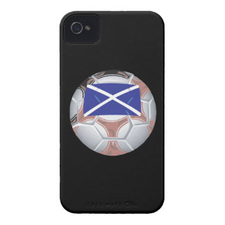 Scottish Soccer Ball iPhone 4 Covers