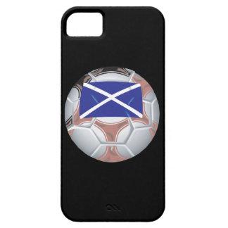 Scottish Soccer Ball iPhone 5 Cases