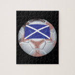Scottish Soccer Ball Puzzle