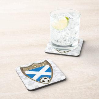 Scottish Soccer Coaster