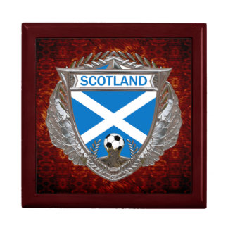 Scottish Soccer Gift Box