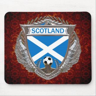 Scottish Soccer Mouse Pad
