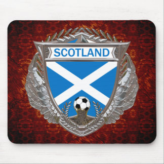 Scottish Soccer Team Mouse Pad