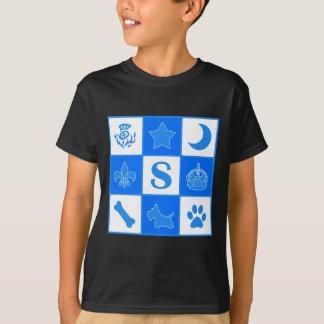 Scottish Square T-Shirt