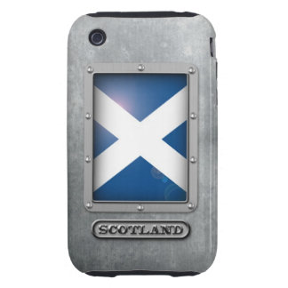 Scottish Steel iPhone 3 Tough Covers