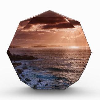 Scottish Sunset, North Coast of Scotland Award
