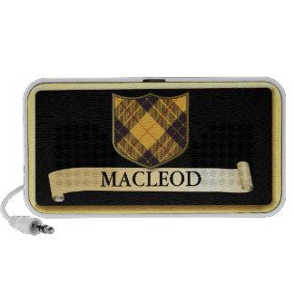 Scottish Tartan design - Macleod of Lewis & Ramsay Speaker System