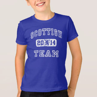 Scottish Team 2014 T-Shirt