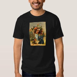 Scottish Terrier 12 - Vase of Flowers T Shirt