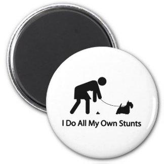 Scottish Terrier 2 Inch Round Magnet