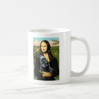 Scottish Terrier 3 - Mona Lisa Coffee Mugs