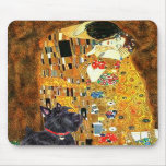 Scottish Terrier 6 - The Kiss Mouse Mat