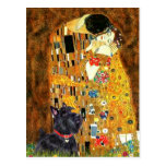 Scottish Terrier 6 - The Kiss Post Cards