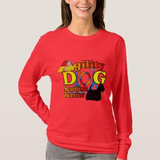 Scottish_Terrier_Agility T-Shirt