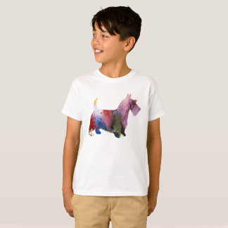 Scottish Terrier Art T-Shirt