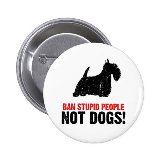 Scottish Terrier Buttons
