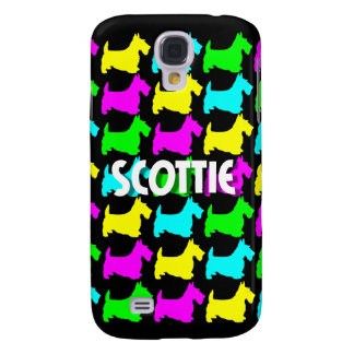 Scottish Terrier Samsung Galaxy S4 Covers