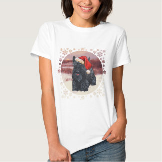 Scottish Terrier Christmas Shirt