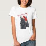 Scottish Terrier Christmas T Shirt