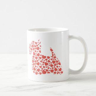 Scottish Terrier Classic White Coffee Mug