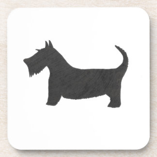 Scottish Terrier Coaster