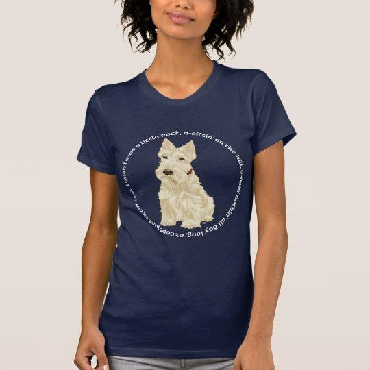 Scottish Terrier Ditty T-Shirt
