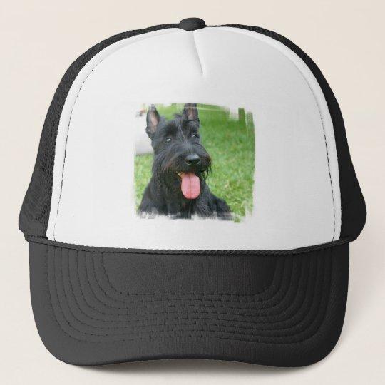 Scottish Terrier Dog Baseball Hat