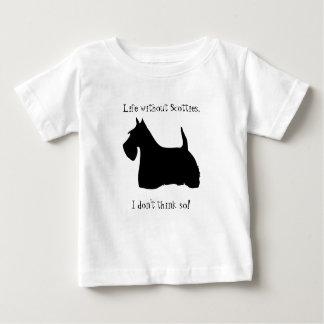 Scottish Terrier dog kids toddlers, babies t-shirt