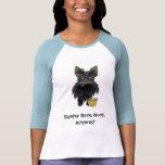 Scottish Terrier - Easter Bone Hunt, Anyone? Tshirts
