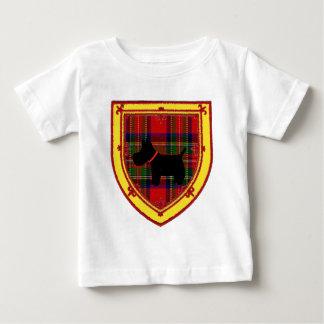 Scottish Terrier Emblem v6 T-shirt