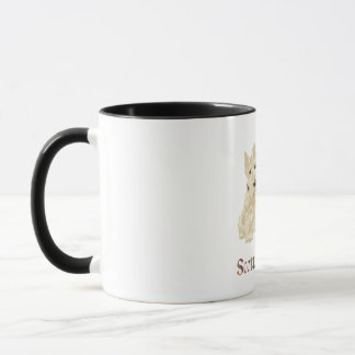 Scottish Terrier Father's Day Mug