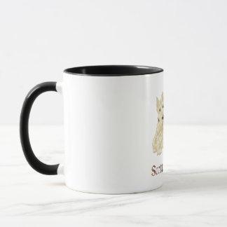 Scottish Terrier Father's Day Mug