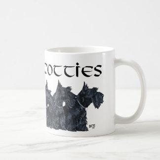 Scottish Terrier Gathering Mug