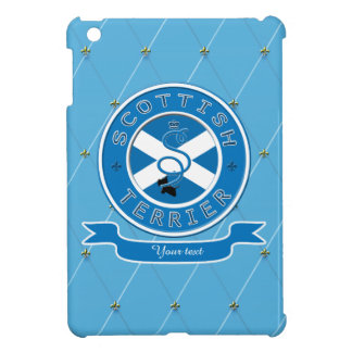 Scottish Terrier iPad Mini Covers