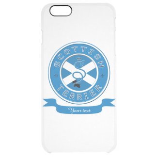 Scottish Terrier Uncommon Clearly™ Deflector iPhone 6 Plus Case