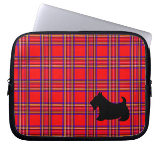 Scottish Terrier Laptop Computer Sleeve Case Gift