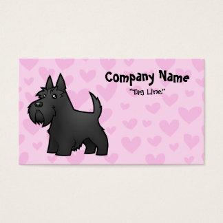 Scottish Terrier Love Business Card