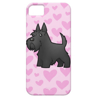 Scottish Terrier Love iPhone SE/5/5s Case