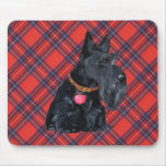 Scottish Terrier Love Mouse Pad