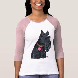 Scottish Terrier Love Tee Shirts