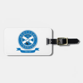 Scottish Terrier Tags For Bags