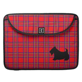 Scottish Terrier Macbook Pro Sleeve