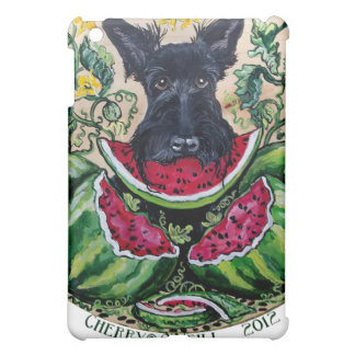 Scottish Terrier Melons Cover For The iPad Mini
