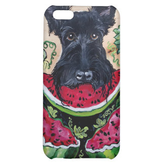 Scottish Terrier Melons iPhone 5C Case