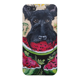 Scottish Terrier Melons iPhone SE/5/5s Case