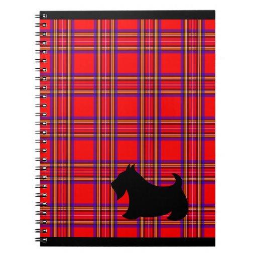 Scottish Terrier Notebook