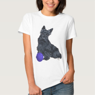 Scottish Terrier Play with Me! Tshirt