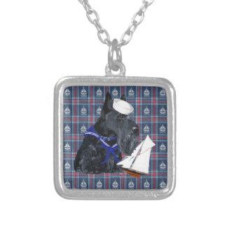Scottish Terrier Sailor Custom Jewelry