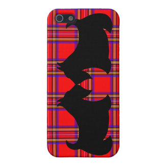 Scottish Terrier Scotty Dog iPhone Case