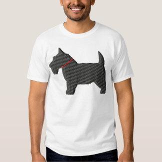 Scottish Terrier  Silloette T Shirt